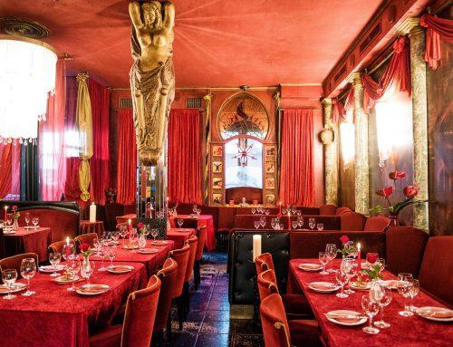 Russisches Restaurant in Hotelux