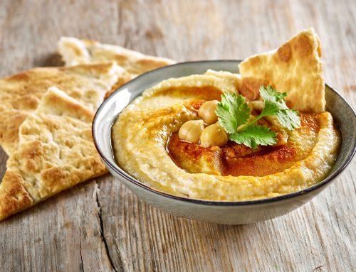 Orientalisches Hummus
